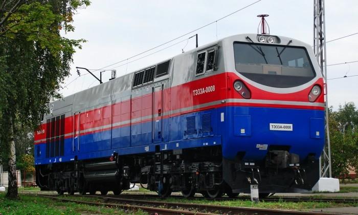 General Electric предоставит «Укрзализныце» локомотив для тестирования