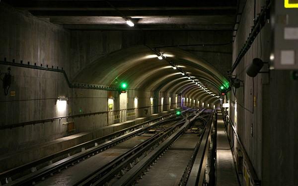 Самый длинный в мире железнодорожный тоннель