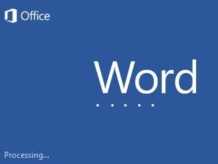 Как эффективно работать в приложении word Microsoft Office