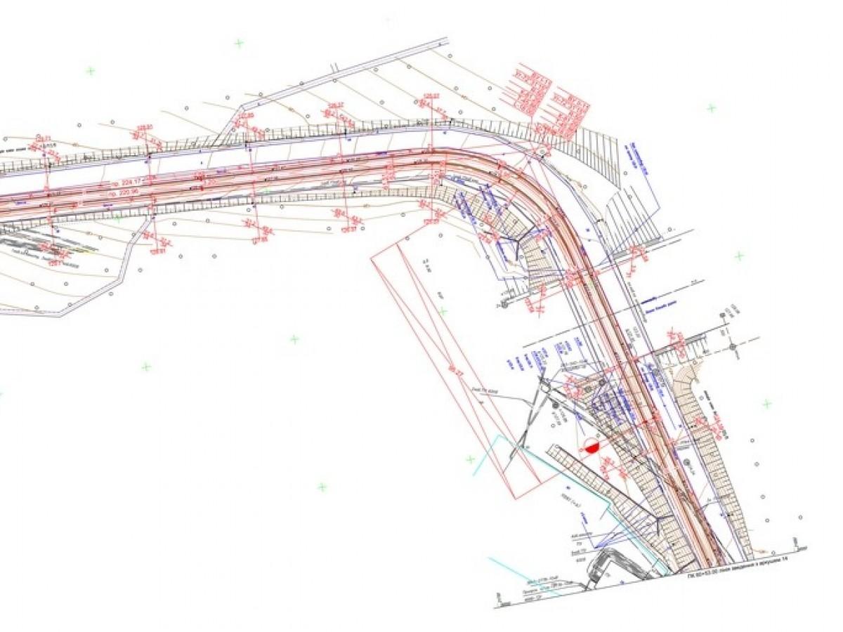 Реконструкція трамвайної лінії на ділянці від вулиці Міської до площі Тараса Шевченка в Оболонському районі міста Києва
