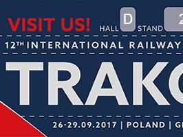Международная железнодорожная выставка TRAKO 2017