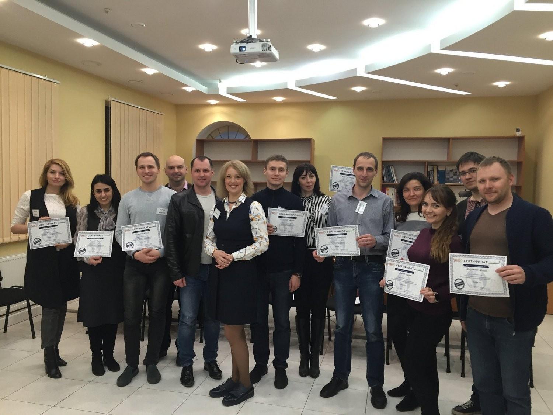 Сотрудники ООО «ИПИТ» посетили агломерационный тренинг Натальи Сендецкой на тему: «Личная эффективность руководителя и как вдохновить команду достигать больших целей».