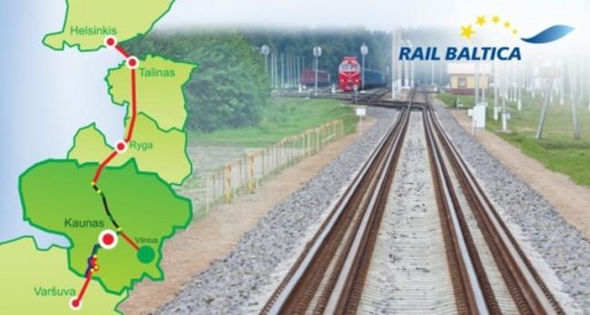 Проект RailBaltica – интеграция транспортной сети стран Балтии в единую ТрансЕвропейскую сеть TEN-T