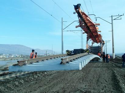 Окончание работ на пути Баку-Тбилиси-Карс