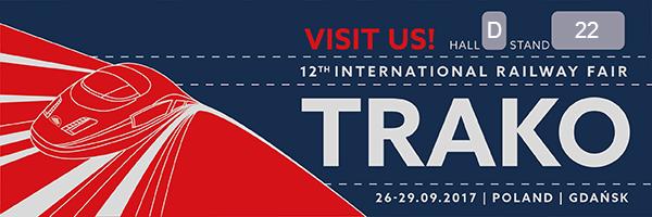 International Railway TRAKO Fair 2017
