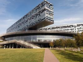 Сотрудники института выступили с докладом на Autodesk University Russia 2018